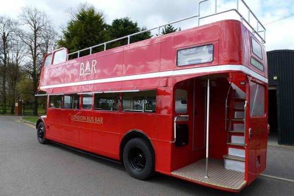 London Bus Bar Conversion