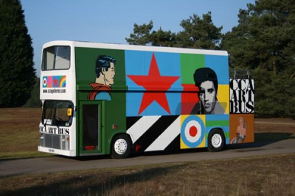 CCA Bus Conversion