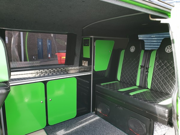 VW camper conversion