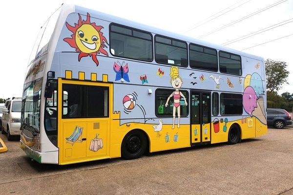 Buffy Play Bus Conversion