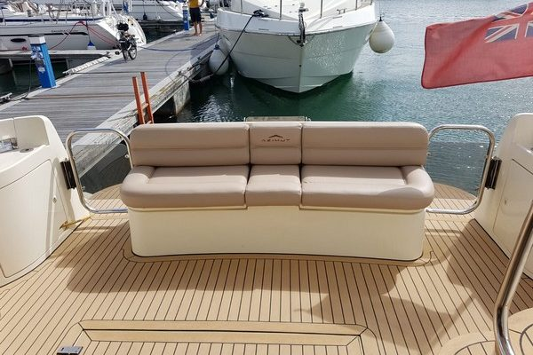 Boat Seating Retrim