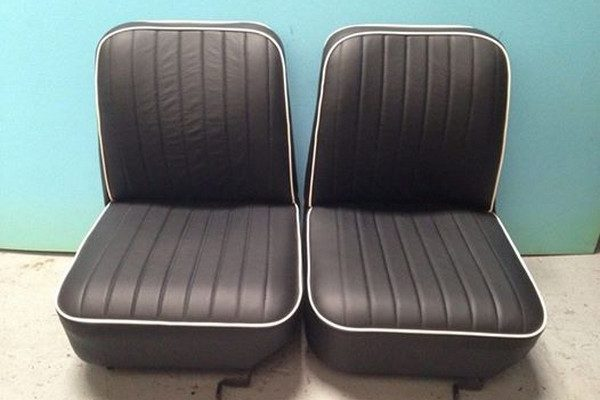 Mini Seats Front Pair