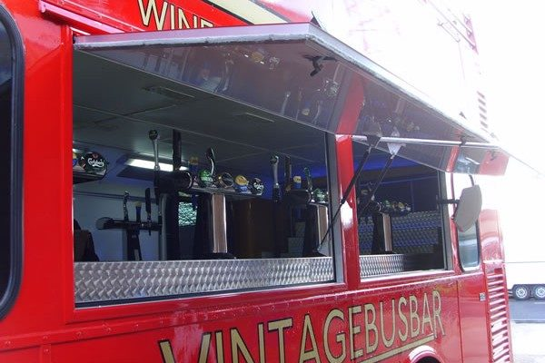 Vintage Bus Bar Conversion